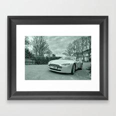 Aston Martin  Framed Art Print