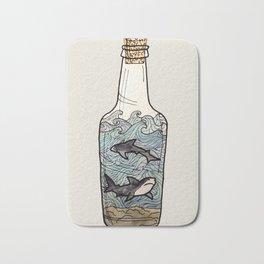 bottled up Bath Mat