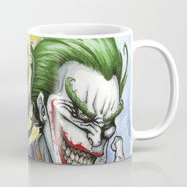 Wicked Smiles Coffee Mug