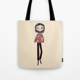 Be Wise, Be Brave, Be Tricky Tote Bag