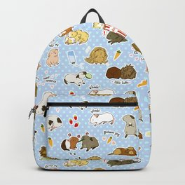 Guinea Pig Party! - Cavy Cuddles and Rodent Romance Backpack
