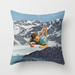 Drawing Throw Pillow