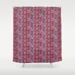 paysage03 Shower Curtain