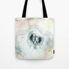 Encircles the world Tote Bag