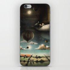 Above, Below, & Beyond iPhone & iPod Skin