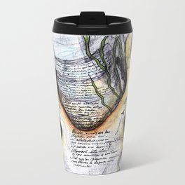 El atolladero Metal Travel Mug