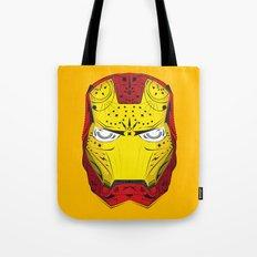 Sugary Iron Man Tote Bag