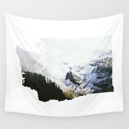 I Love Washington II Wall Tapestry
