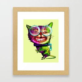 IMPERSONATION Framed Art Print