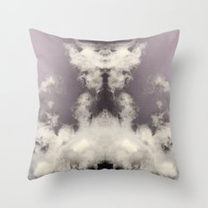 Jelly Anatomy Throw Pillow