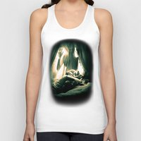 horror Tank Tops featuring Horror by Joe Roberts