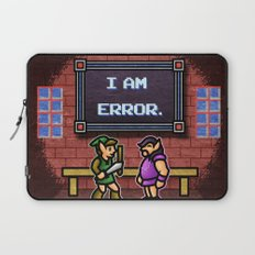 I am Error Laptop Sleeve