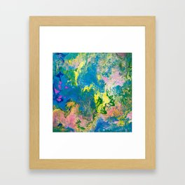 Spring Jubilation Framed Art Print