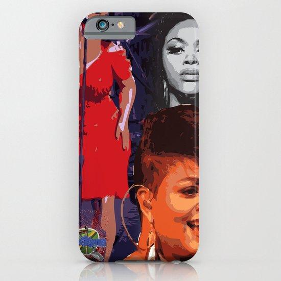 Jill Scott iPhone & iPod Case