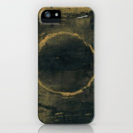 The First Nothing iPhone Case