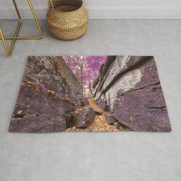 Gettysburg Grotto - Lavender Fantasy Rug