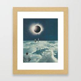 Ho-Hum Phenomena 2 Framed Art Print