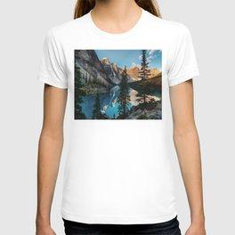 Moraine Lake Canada T-shirt