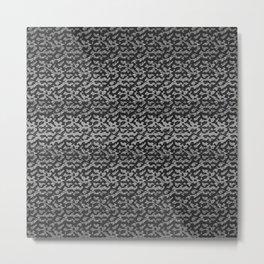 Onyx Marble Metal Print