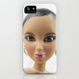 Isolated Glamour iPhone Case