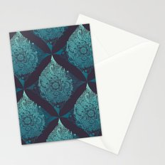 Detailed diamond Stationery Cards