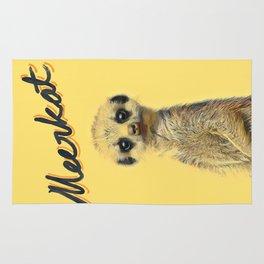 Meerkat | Yellowcard NO.1 Rug