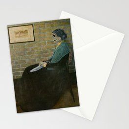 Psycho's Mother Stationery Cards