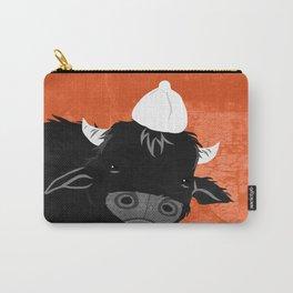 Buffalo Mozzarella Carry-All Pouch