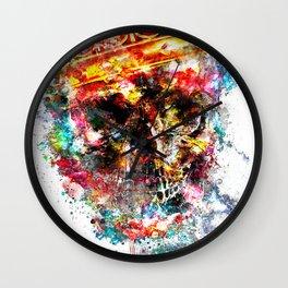 King Dusty Wall Clock