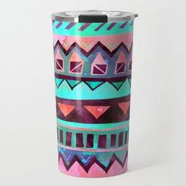 Tribal Pattern 05 Travel Mug