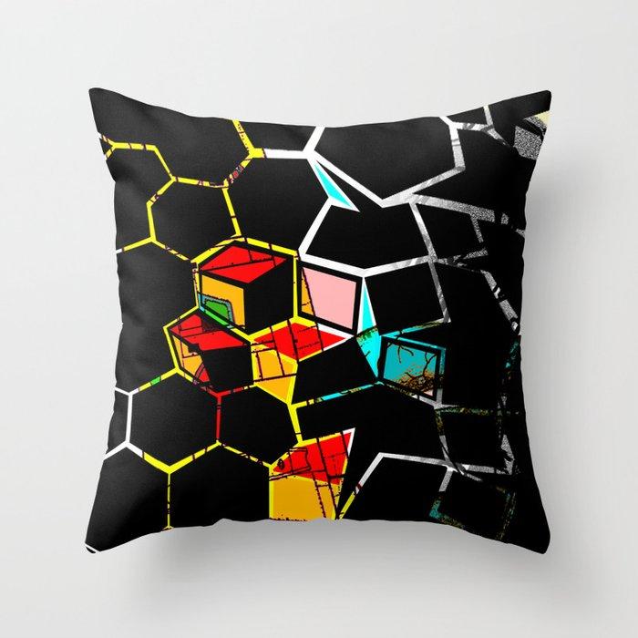 The Sleep of Reason Throw Pillow