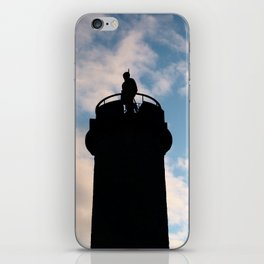 The Bonnie Prince iPhone Skin