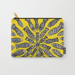 Fish for a flower Carry-All Pouch