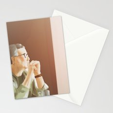 Distant Thought Stationery Cards