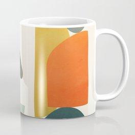 Modern Abstract Art 72 Coffee Mug