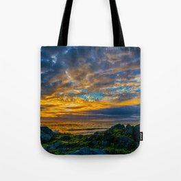 Sunset Sky Over Laguna Beach Tote Bag