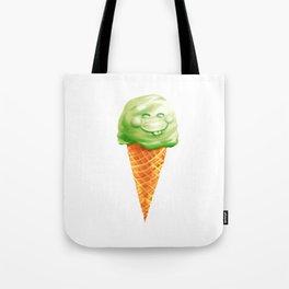 Happy Ice cream Tote Bag