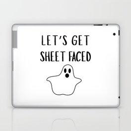 Get Sheet Faced Laptop & iPad Skin