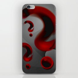 Questions over questions ... iPhone Skin
