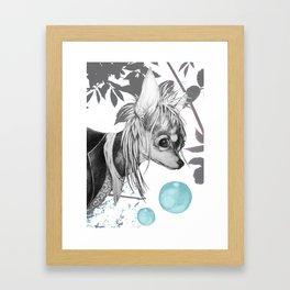 Jareth Framed Art Print