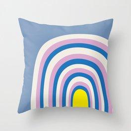 Curv Throw Pillow