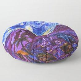 Maui Starry Night Floor Pillow