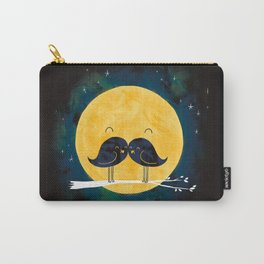 Moonstache Carry-All Pouch
