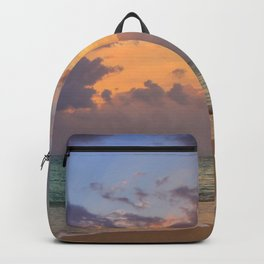 Needle in the bay Backpack