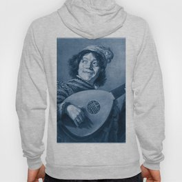 """Frans Hals """"The Lute Player"""" Hoody"""
