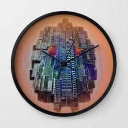 Buble Lab Robotics Space Wall Clock