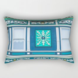 Untitled House 3 Rectangular Pillow