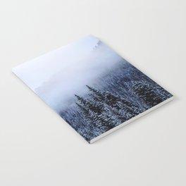 Colorado Snow Notebook