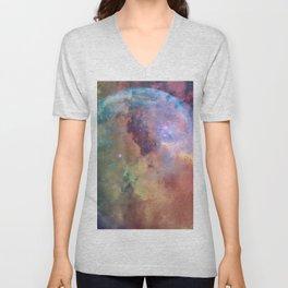 Celestial Sky Unisex V-Neck