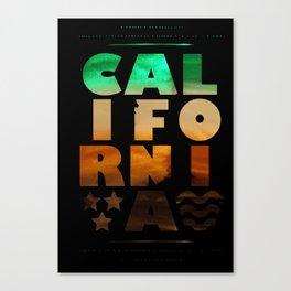CAL IFO RNI A Canvas Print